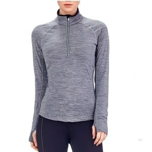 Icebreaker BodyfitZONE™ Long Sleeve Half Zip - L